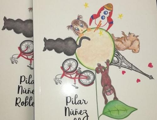 Nuevo libro de relatos cortos de Pilar Nuñez